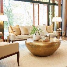 Wilson Sofa-Beige Leather