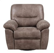 Emerald Home Nelson Swivel Glider Almond Brown U3472-04-05 Product Image