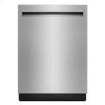 "Jenn-AirLustre Stainless 24"" TriFecta Pocket-Handle Dishwasher, 38 dBA"
