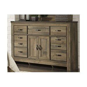 Ashley FurnitureSIGNATURE DESIGN BY ASHLEDresser With Fireplace Option