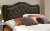 Trieste Chocolate King Headboard