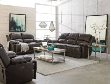 HOT BUY CLEARANCE!!! Rocker Leather Recliner