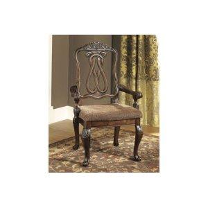Ashley FurnitureASHLEY MILLENNIUMDining UPH Arm Chair (2/CN)