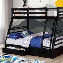 California Iii Twin/full Bunk Bed