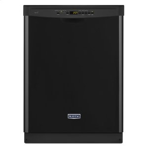 Powerful Dishwasher at Only 47 dBA - BLACK