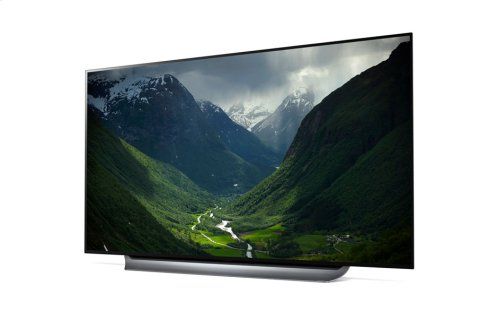 "C8PUA 4K HDR Smart AI OLED TV w/ ThinQ - 65"" Class (64.5"" Diag)"