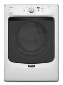 Closeout Maxima® Front Load High Efficiency Electric Dryer with Large Capacity and Advanced Moisture Sensing - 7.3 cu. ft.