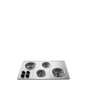 32'' Electric Cooktop - STAINLESS STEEL