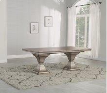 Vogue Rectangular Pedestal Dining Table