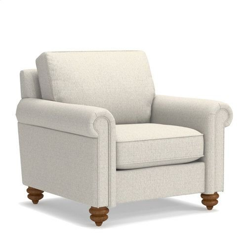 Leighton Premier Stationary Chair