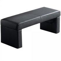 Zenith Black Bench Product Image