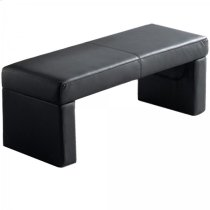 Zenith Black Bench Product Image
