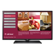 "26"" class (26.0"" measured diagonally) Pro:Centric Single Tuner LED TV with Integrated Pro:Idiom® and b-LAN"
