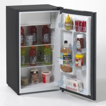 3.3 Cu. Ft. Refrigerator with Chiller Compartment - Black