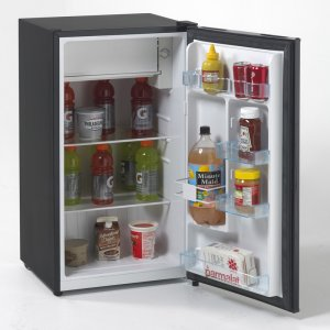 Avanti3.3 Cu. Ft. Refrigerator with Chiller Compartment - Black