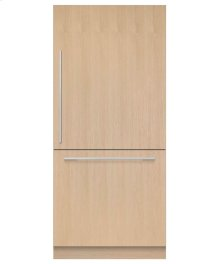 Integrated Refrigerator 16.8cu ft, Ice
