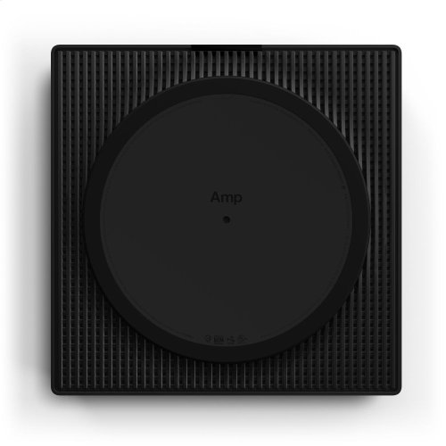 Black- The versatile amplifier for powering all your entertainment.