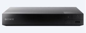 Blu-ray Disc player with Super Wi-Fi®