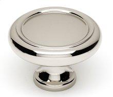 Knobs A1160 - Polished Nickel