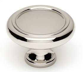 Knobs A1160 - Polished Nickel