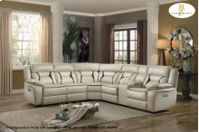 6 PC Sectional