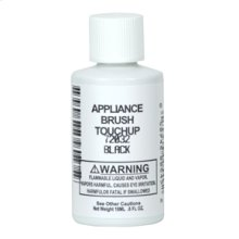 Black Appliance Touchup Paint