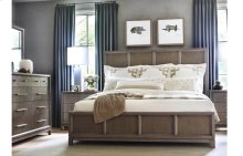 High Line by Rachael Ray King Panel Bed