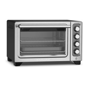 KitchenaidCompact Oven - Black Diamond