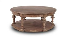 Round Clapham Coffee Table