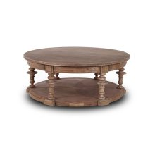 Round Clapham Coffee Table