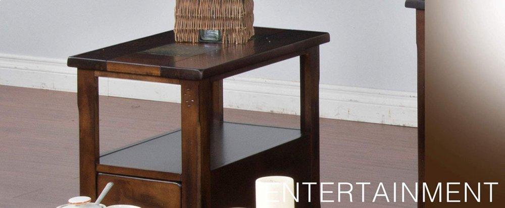 Attrayant Santa Fe Coffee Table W/ Drawers U0026 Casters
