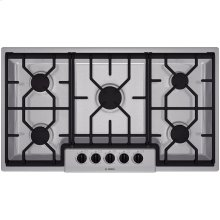 "36"" Gas Cooktop 300 Series - Stainless Steel"
