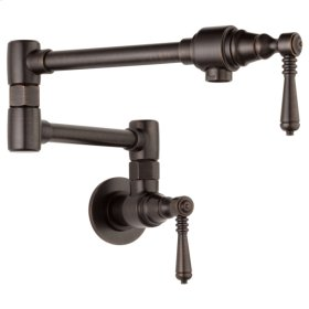 Traditional Wall Mount Pot Filler Faucet