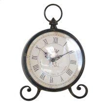 Elias Table Clock,Medium