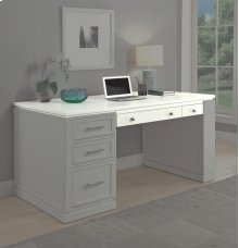 "60"" Writing Desk Top With Pwr Ctr & Usb"