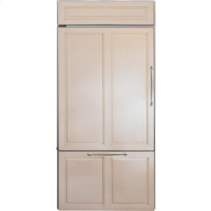 "MonogramMONOGRAMGE Monogram® 36"" Built-In Bottom-Freezer Refrigerator"