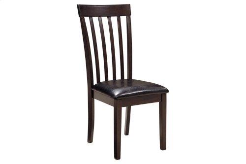 Upholstered Side Chair (2/CN)