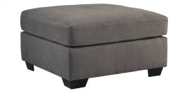 Oversized Accent Ottoman Maier Collection