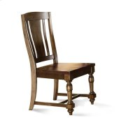 Side Chair Antique Ginger finish Product Image