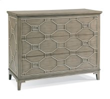 963-155 Fretwork Chest