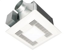 WhisperLite® 110 CFM Ceiling Mounted Fan/Light Combination