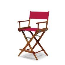 World Famous Director Chair Balcony Height Arm Chair