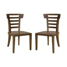 Teak Patio Morning Chair (Set of 2)