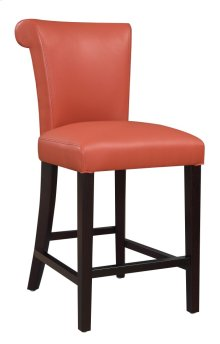 "Emerald Home Briar III 24"" Bar Stool Persimmon Orange D109-24-07"