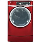 GE® 8.3 cu. ft. capacity RightHeight Design Front Load gas dryer with steam Product Image