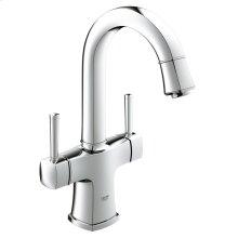 Grandera Single-Hole Two-Handle Bathroom Faucet L-Size