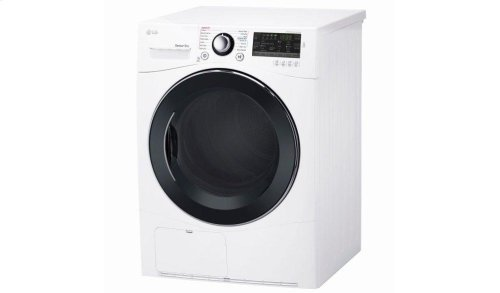 4.2 cu.ft. Compact Electric Condensing Front Load Dryer