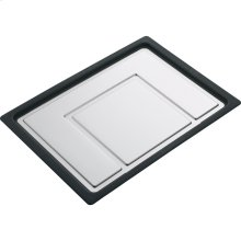 Drain Trays Stainless Steel-Synthetic Sanitized®