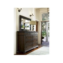 Aunt Peggy's Drawer Dresser - Molasses