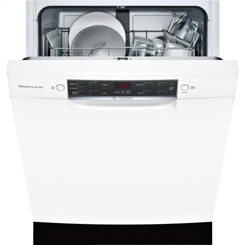 300 Series Dishwasher 24'' White